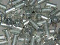 "100 x Rivets Countersunk Monel 5/32"" Diam 3/8"" Long Part NSA5414-40-09 [F12]"